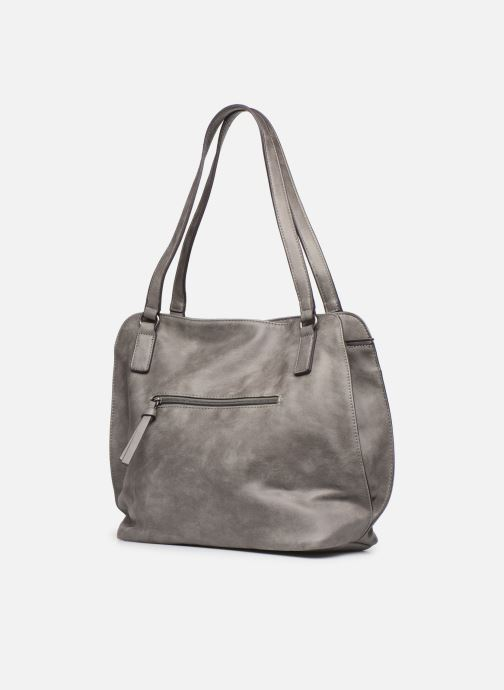 Bolsos de mano Tamaris ALEA SHOPPING BAG Gris vista lateral derecha